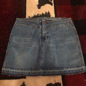 Mudd skirt